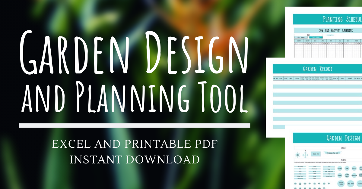 Garden Design and Planning Tool